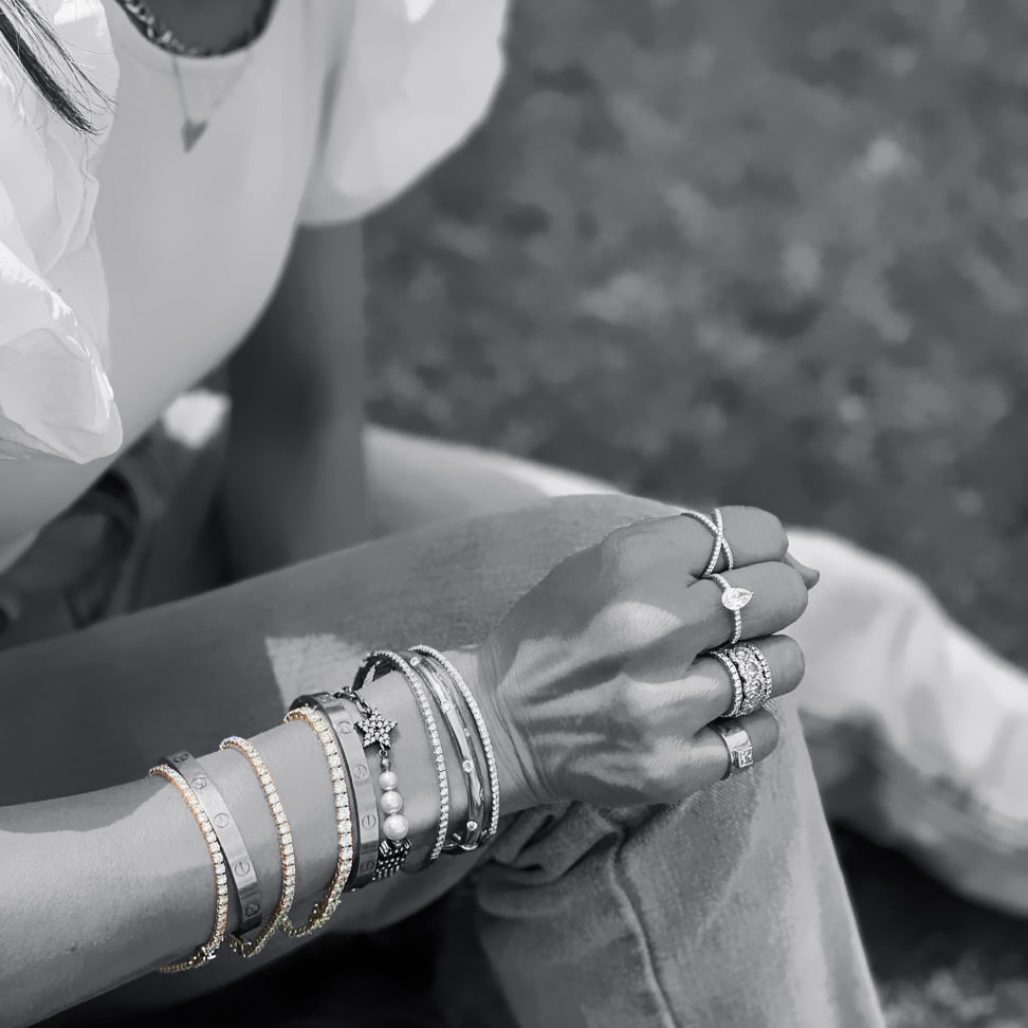 Diamond Tennis Bracelet-paris-filter