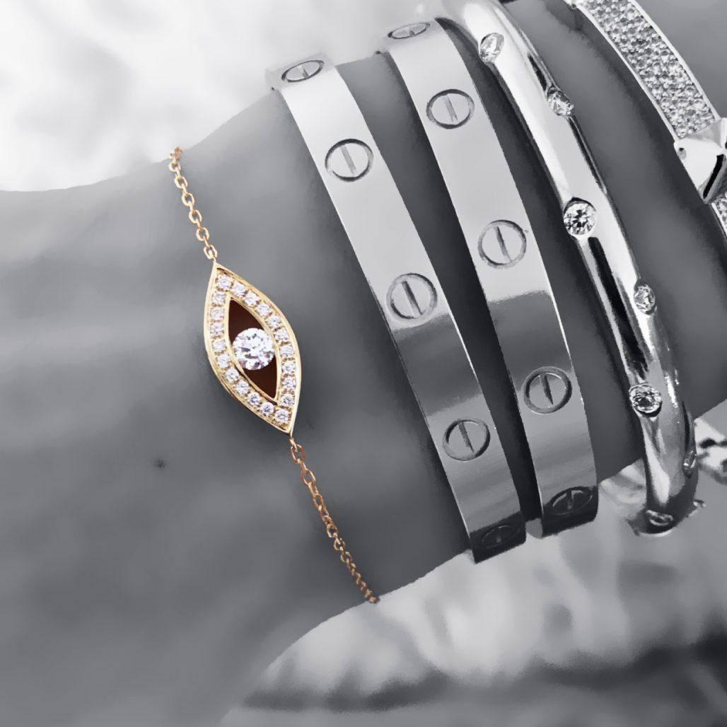 Evil Eye Bracelet-paris-filter