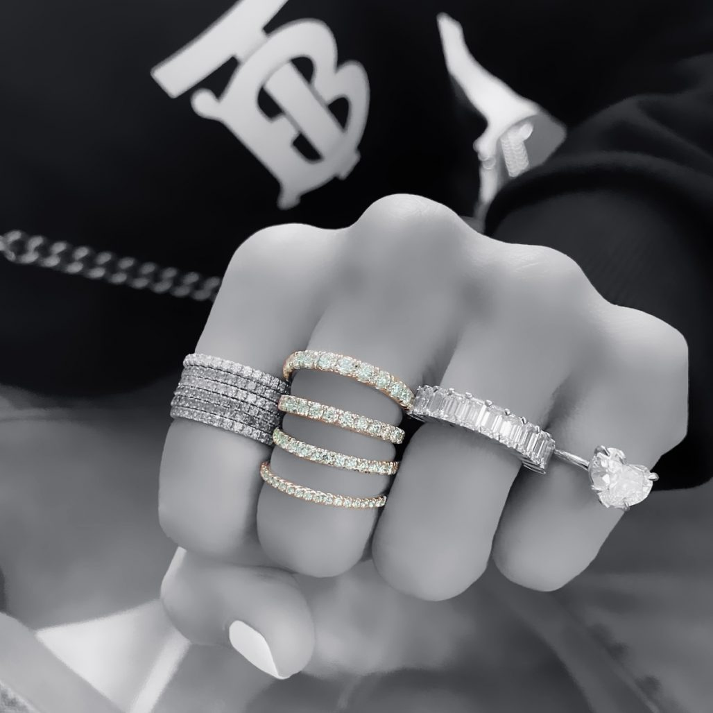 Diamond Eternity Ring-paris-filter