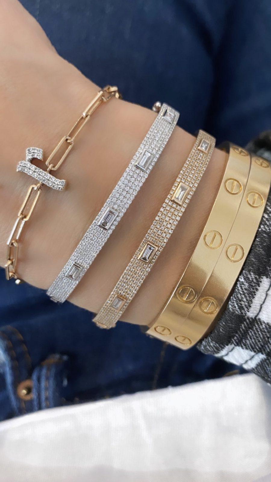 Baguettelle Bracelet