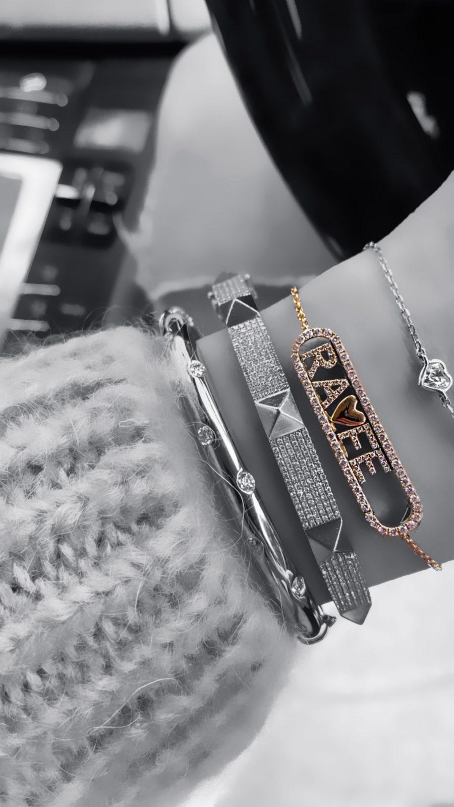 Mini Slider Bracelet