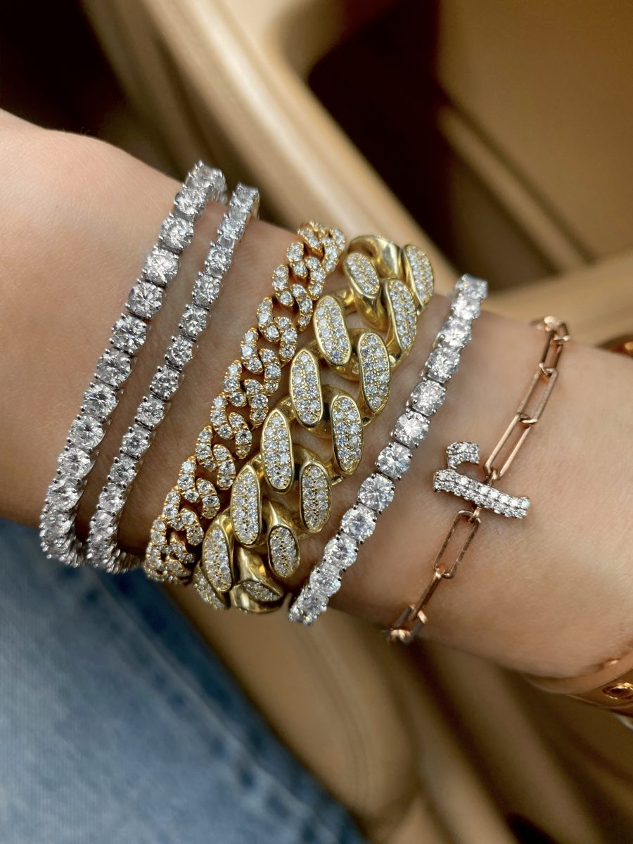 Baby Cuban Link Bracelet