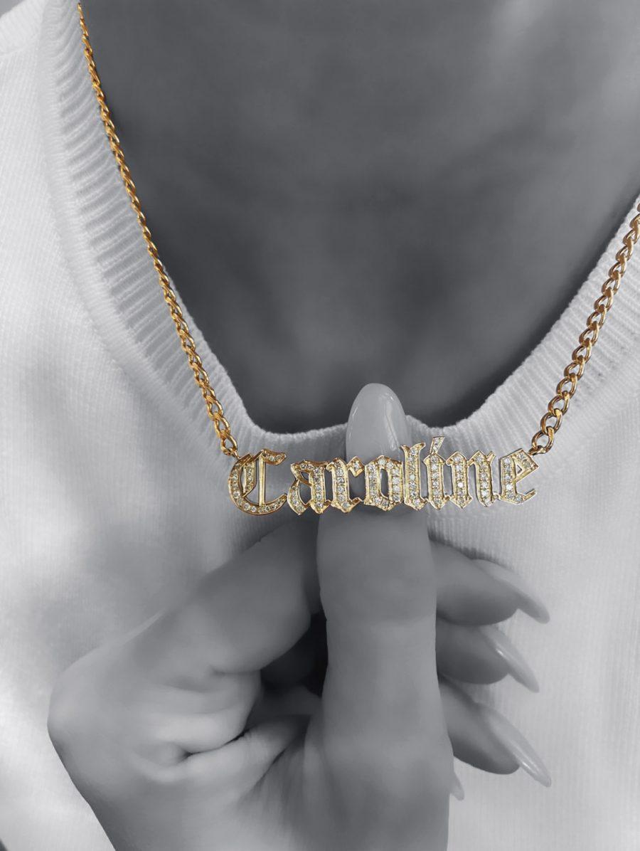 Cuban Name Necklace